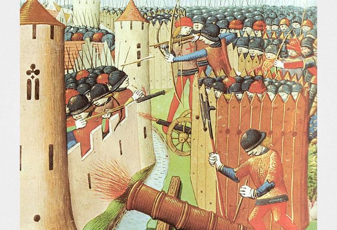 Opsada Orléansa